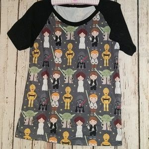 Other - Boys 5T star wars tee